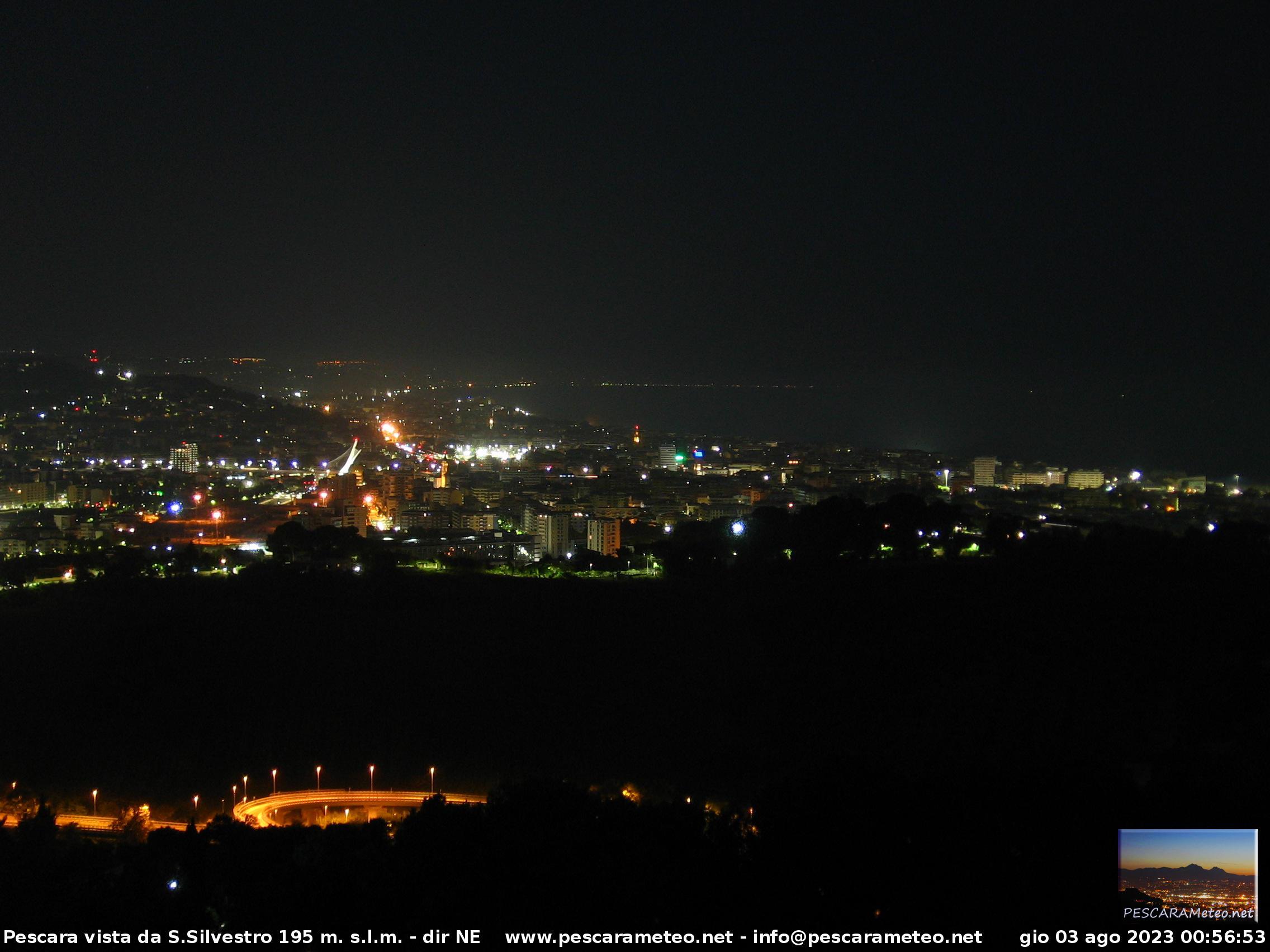 Webcam Pescara, Abruzzo