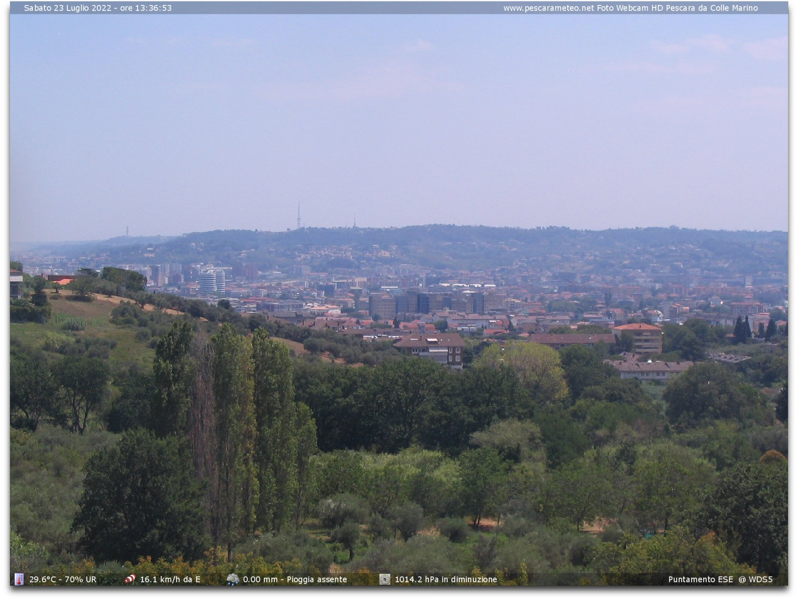 webcam pescara n. 3971807593